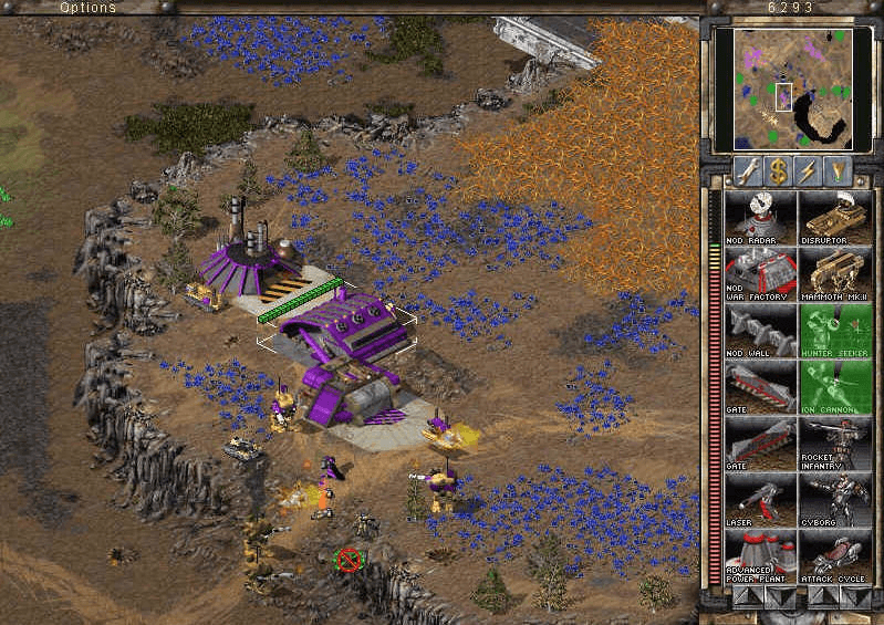 Tiberian Sun patch 203 Command and Conquer Wiki