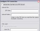 Configure FTP Connection