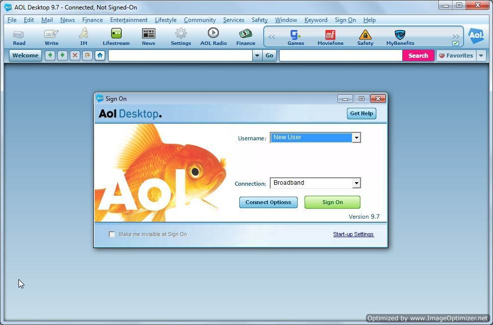 aol 9 1 download windows 7