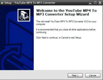 convert youtube music to mp4