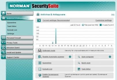 norman download security suite
