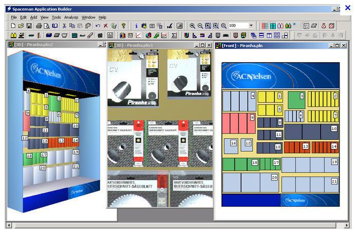 spaceman professional software informer screenshots