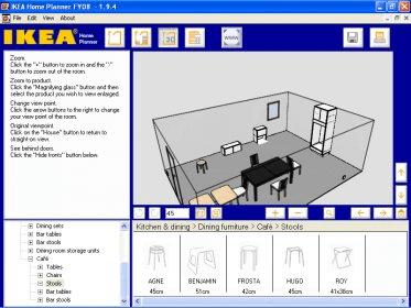 IKEA HomePlanner Kitchen 1.9 Download (Free) - IKEA Home Planner.exe