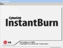 Instantburn