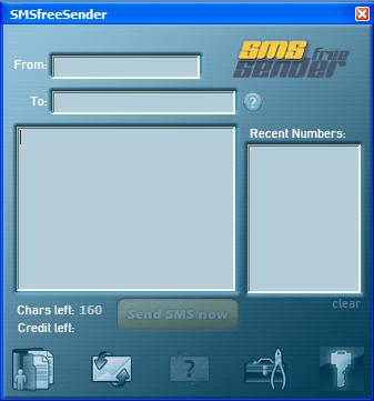 Main interface.