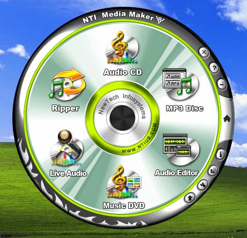 CLUBIC CD DVD MAKER GRATUITEMENT NTI TÉLÉCHARGER