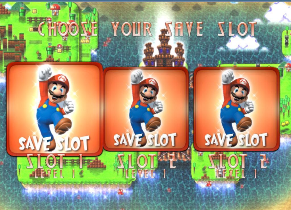 Game Slot Selection