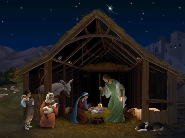 presepe screensaver