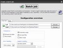 Create batch job