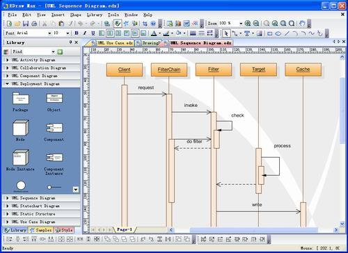 Edraw Soft Diagrammer Software Informer Screenshots