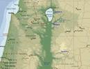 Map from Encarta