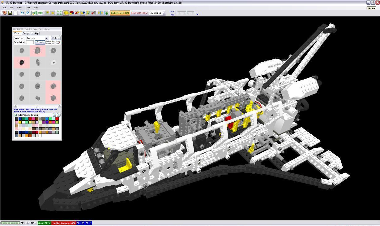 Sr 3d Builder Software Informer Screenshots