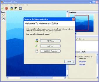 Visual Watermark Activation Key Mac