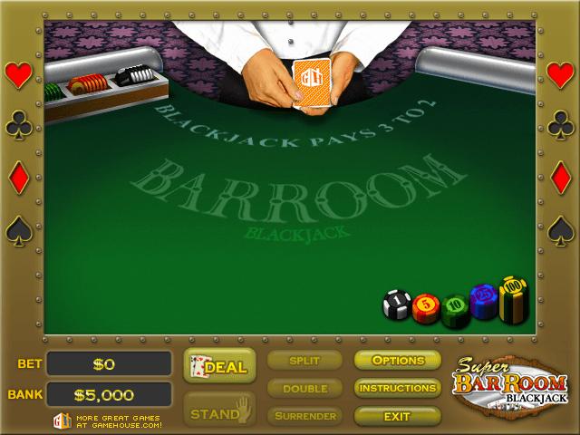 Barroom Blackjack