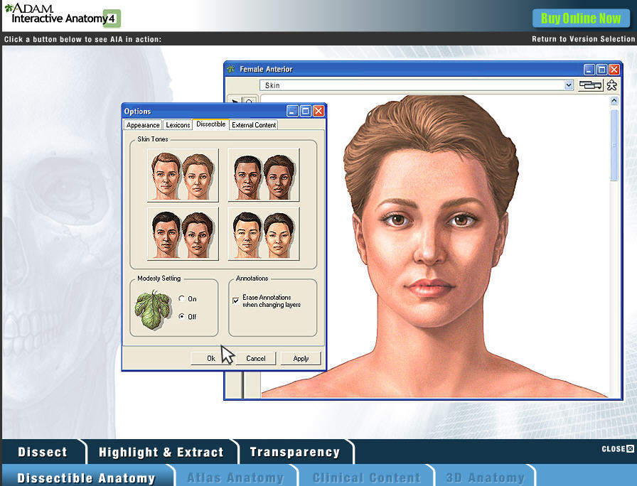A.D.A.M. Interactive Anatomy 3.0 Download - Adam.exe