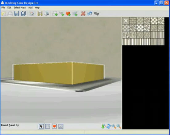Wedding Cake Design Programs Free : Wedding Cake Design Pro Software Informer: Screenshots