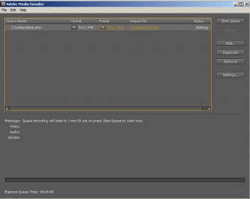 Download media encoder cs5