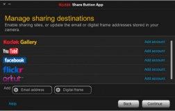 KODAK Share Button App
