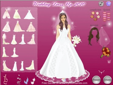 Wedding Dress Up 1.0 Download (Free) - game.exe