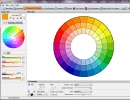 Advanced color wheel