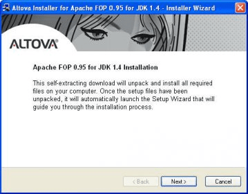 apache fop pdf generation example