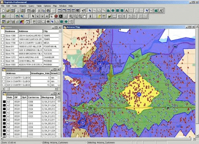 Mapinfo professional 105 download free trial mapinfowexe main window gumiabroncs Images