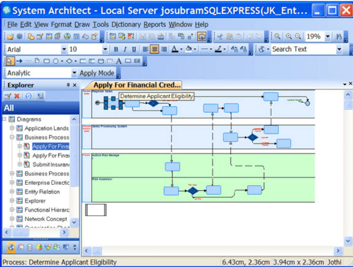 System architect software informer screenshots Architect software