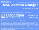 About Technitium MAC Address Changer 5.0
