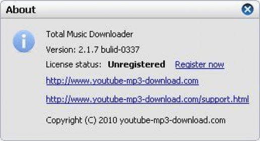 total mp3 downloader