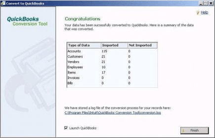 QuickBooks Conversion Tool 14.0 Download (Free) - QBConversionTool.exe