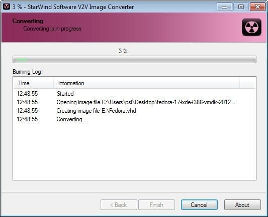 Converting Image File