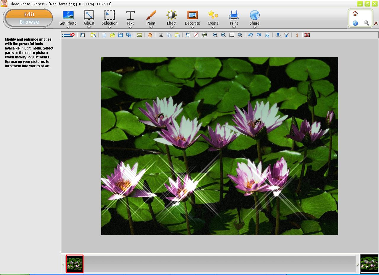 Ulead photo express software informer screenshots1280