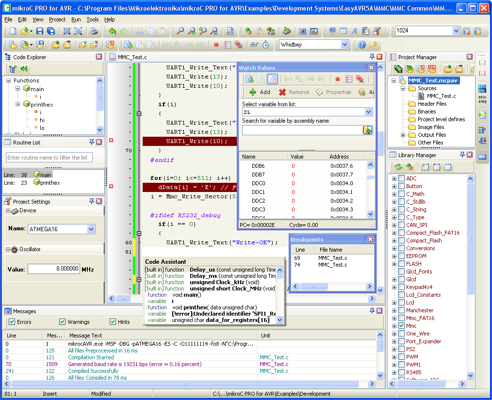 mikroc pro for pic tutorial pdf