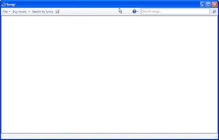 gratis  songr windows 7