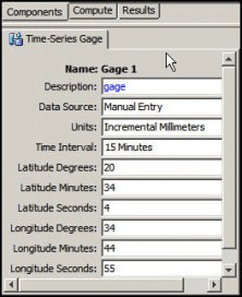 Time-series gage