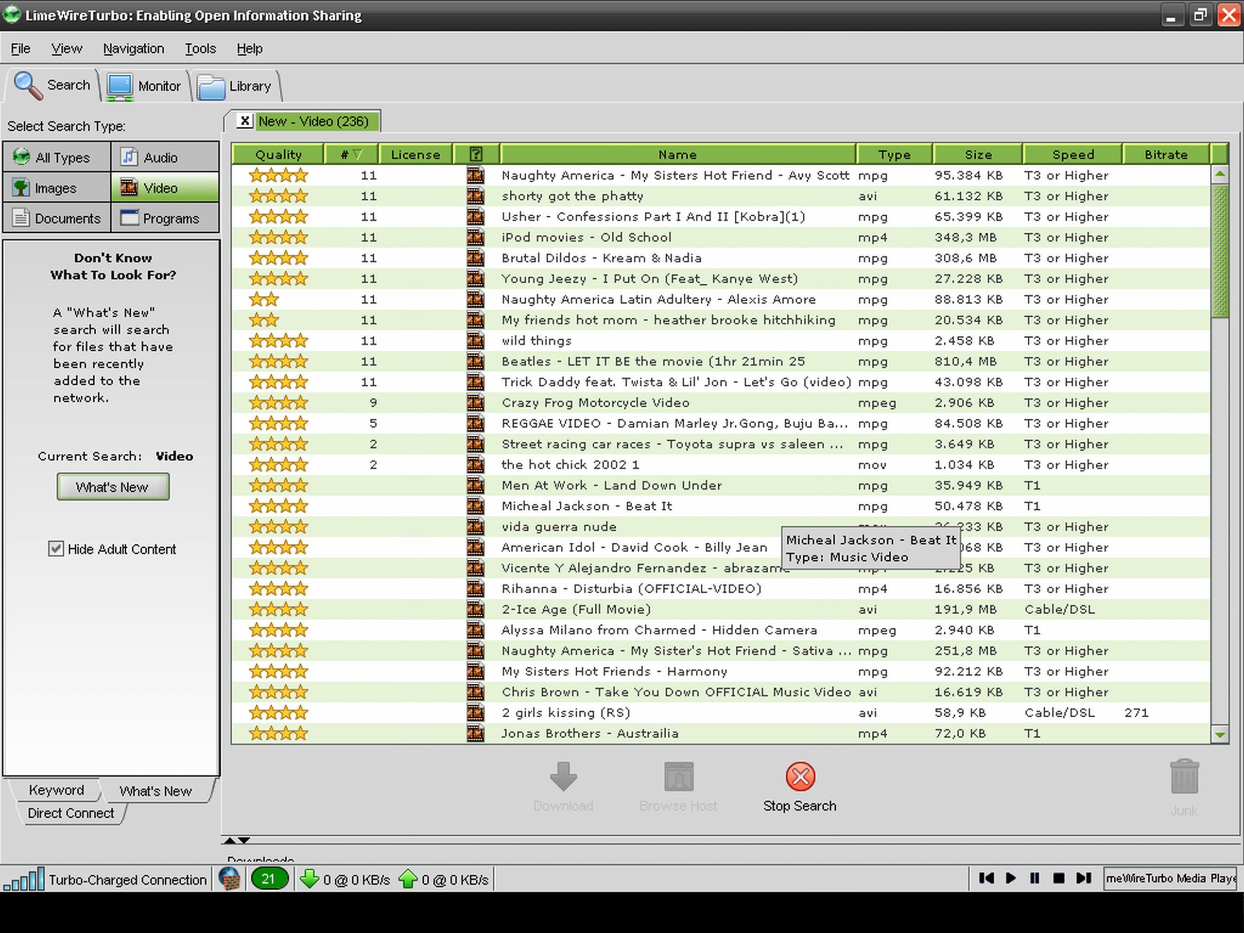 Limewire Software Download