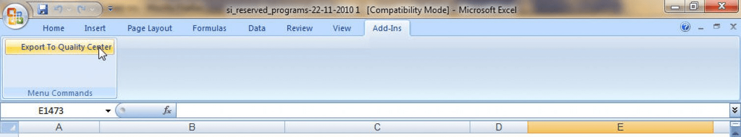 mercury quality center 9.0 software free