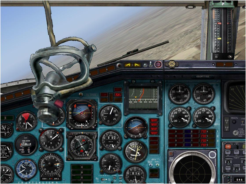 Tupolev Tu 144 Complete Package Fs2004 Software Informer