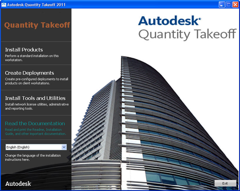 keygen for autodesk quantity takeoff 2013
