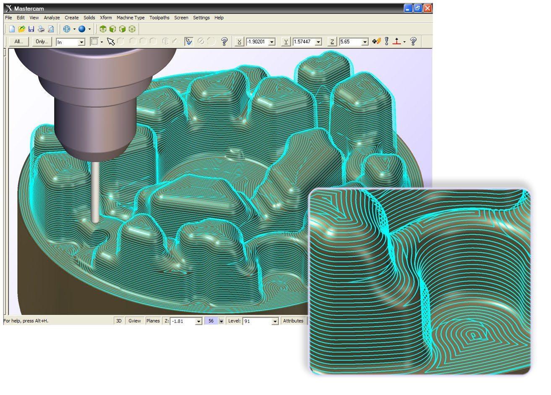 Mastercam X5 Software Informer Screenshots