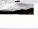 Output panorama