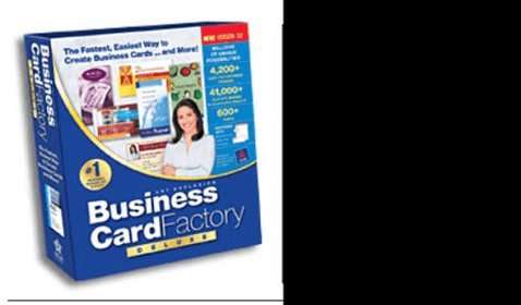 Business card factory deluxe 40 download free trial nvbcexe business card factory deluxe reheart Images