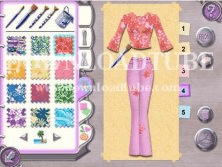 Barbie Fashion Show Download Free Choosing clothes