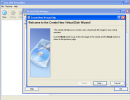 Sun xVM VirtualBox New Virtual Disk Wizard