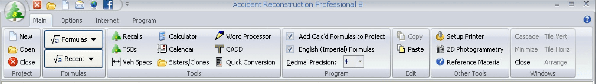 Accident Reconstruction Professional 8.1 Download (Free trial ...