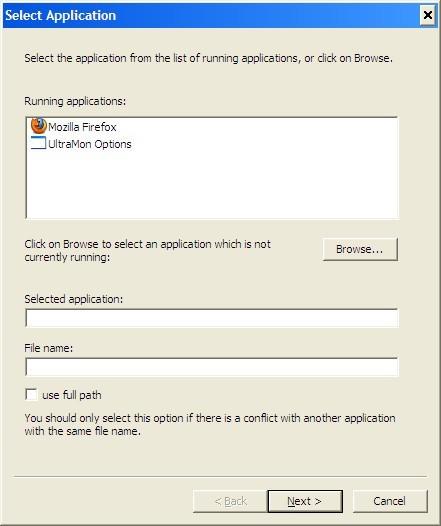 Configure Settings Windows