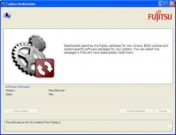 fujitsu deskupdate 64 bit windows 10