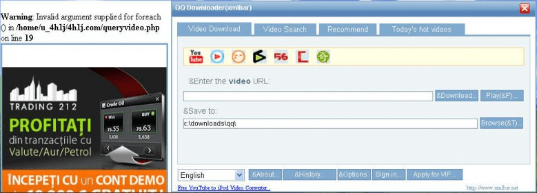 Qq downloader download qqdownloaderxmlbarexe main window ccuart Gallery
