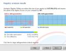 Registry analysis report