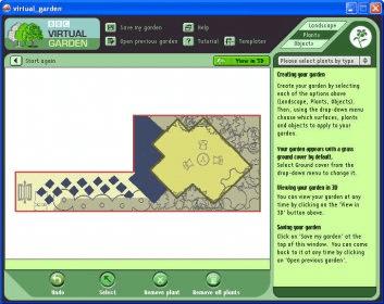 Virtual garden download virtual garden ti permette di for Software progettazione giardini 3d free